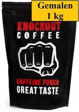 Knockout Coffee - Gemalen Koffie - 1KG